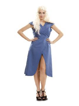 disfraz de princesa dragon mujer