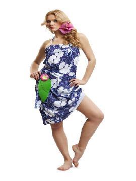 disfraz de princesa hawaiana para mujer