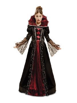disfraz de princesa vampiresa para niña