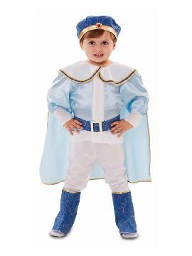 disfraz de principe azul niño