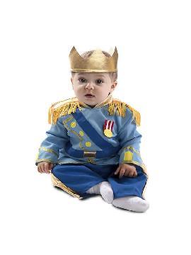 disfraz de principe azul para bebe