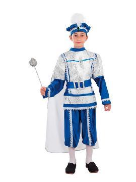 disfraz de principe de cuento niño
