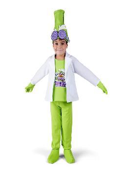 disfraz de profesor superzings para niño