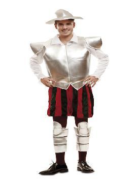 disfraz de quijote de la mancha hombre