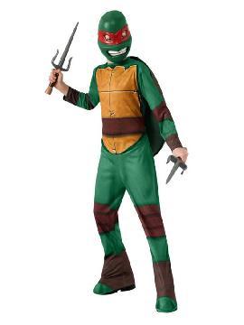 disfraz de ralph las tortugas ninja classic niño