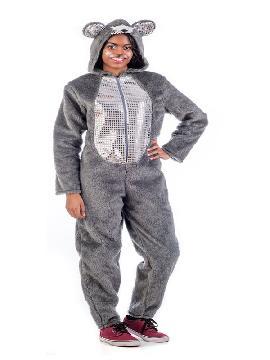 disfraz de ratita fantasia mujer
