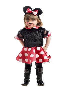 disfraz de ratita niña