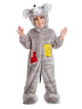 disfraz de raton peluche para bebe