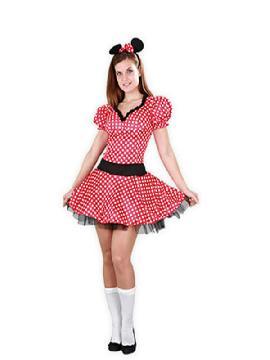 disfraz de ratoncita minie mujer