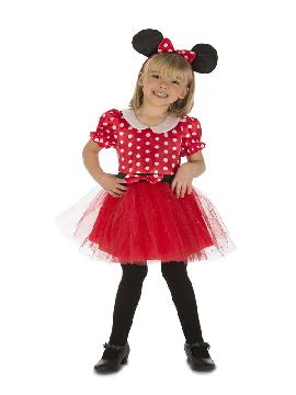 disfraz de ratoncita tutu para niña