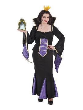 disfraz de reina del espejo para mujer
