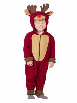 disfraz de reno para infantil