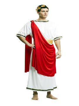 disfraz de rey cesar para hombre