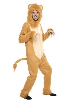 disfraz de rey leon para hombre