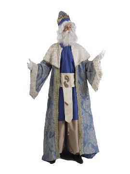 disfraz de rey mago melchor deluxe hombre
