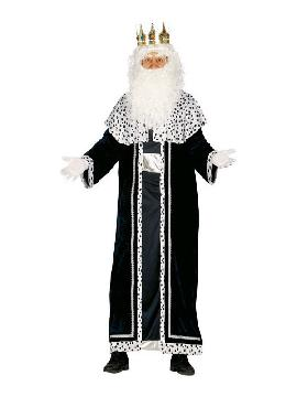 disfraz de rey mago melchor hombre