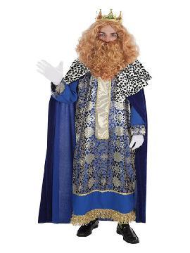 disfraz de rey mago melchor para hombre