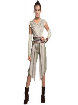disfraz de rey star wars episodio 7 mujer