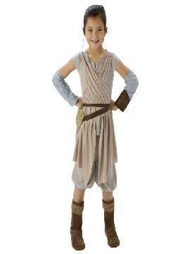 disfraz de rey star wars episodio 7 niña varias tallas