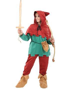 Disfraz de robin hood para niño. Este comodísimo traje es perfecto para carnavales, espectáculos, cumpleaños. Este disfraz es ideal para tus fiestas temáticas de disfraces de famosos y cuentos infantiles. fabricacion nacional.
