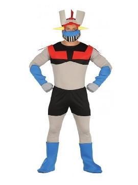 disfraz de robot japones magazine z hombre