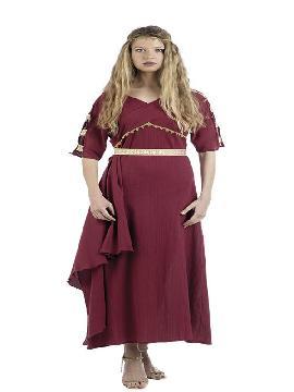 disfraz de romana juliana mujer