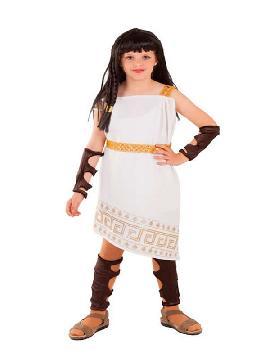 disfraz de romana patricia niña