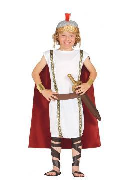 disfraz de romano barato niño. Si quieres sentirte como un soldado romano sólo tienes que disfrutar en tus fiestas de disfraces. Este disfraz es ideal para tus fiestas temáticas de disfraces romanos y egipcios.
