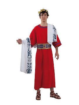 disfraz de romano cesar para hombre
