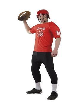 disfraz de rugby para hombre