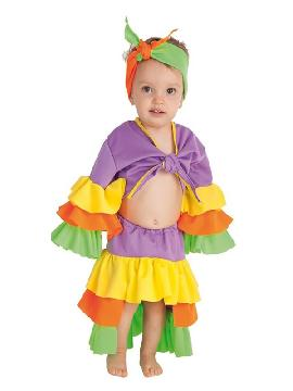 disfraz de rumbera varadero para bebe