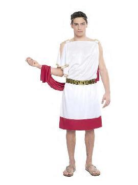 disfraz de sacerdote griego para hombre