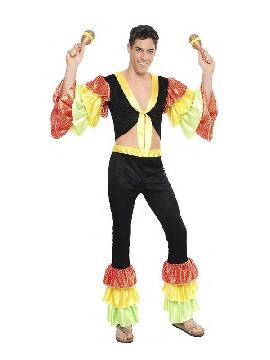 disfraz de salsa para hombre