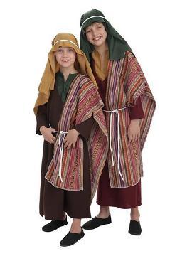 disfraz de san jose o hebreo para niño