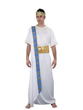 disfraz de senador romano hombre