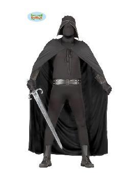 disfraz de señor del lado oscuro adulto