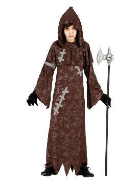 disfraz de señor del mal para niño