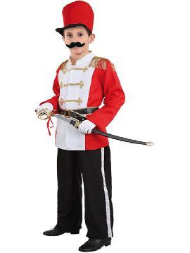 disfraz de soldado de plomo niño. Compra tu disfraz barato niño infantil para tu grupo. Este traje es ideal para tus fiestas temáticas de regionales y del mundo.