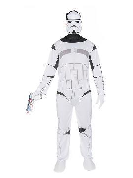disfraz de soldado galactico hombre