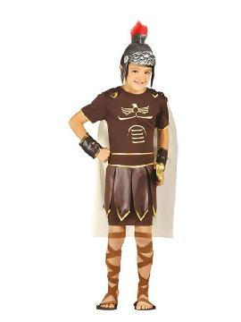 disfraz de soldado romano para niño. Si quieres sentirte como un autentico romano sólo tienes que disfrutar en tus fiestas de disfraces. Este disfraz es ideal para tus fiestas temáticas de disfraces romanos y egipcios infantiles.