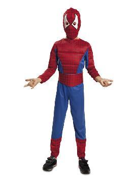 disfraz de spiderman musculoso niño