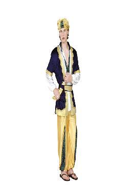disfraz de sultan hombre adulto