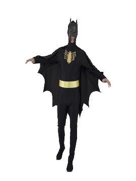 disfraz de superheroe murcielago hombre