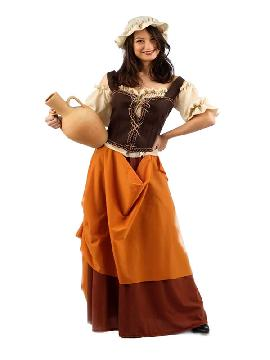 disfraz de tabernera mencia mujer