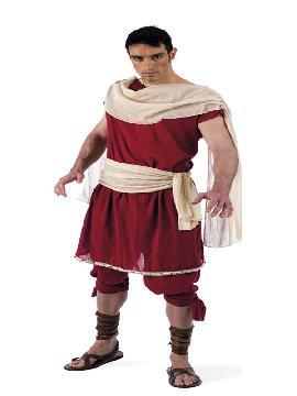disfraz de theon de alejandria hombre. Te sentirás estar en la mítica biblioteca de Alejandría en mitad de la música de tu fiesta de disfraces de romanos. Este disfraz es ideal para tus fiestas temáticas de disfraces romanos, griegos y egipcios adulto por parejas. Fabricación nacional