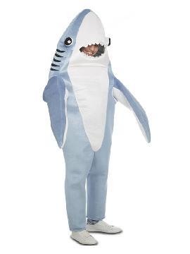disfraz de tiburon para adultos