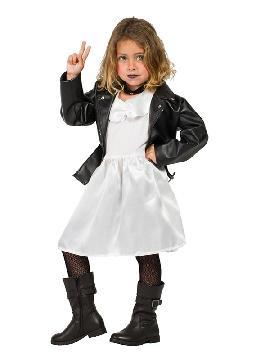 disfraz de tiffany gotica niña