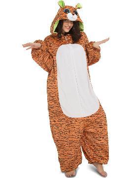 disfraz de tigre adorable para adulto