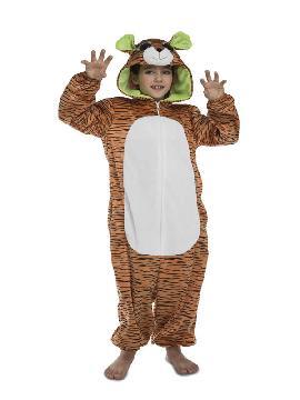 disfraz de tigre furioso infantil