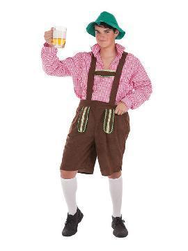 disfraz de tiroles bavaro para hombre